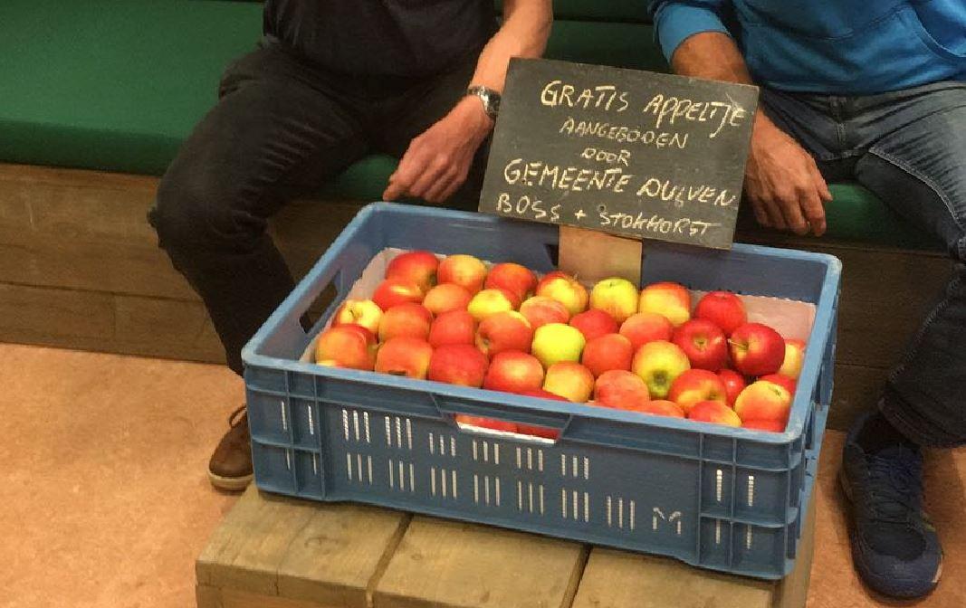 Gratis appeltje