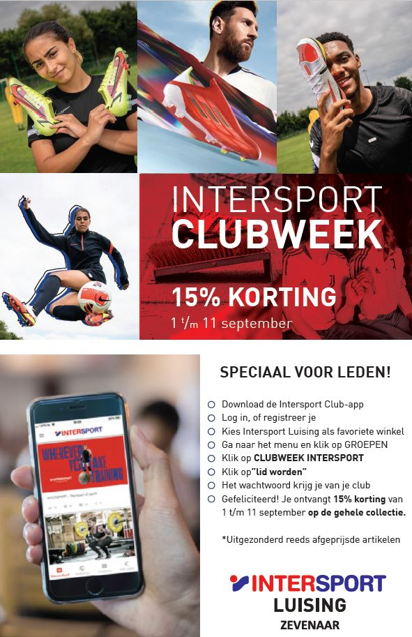 Intersport Clubweek